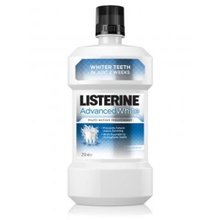Listerine Advanced White 250 ml