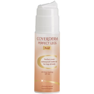 Coverderm Perfect Legs fluid SPF40 75 ml