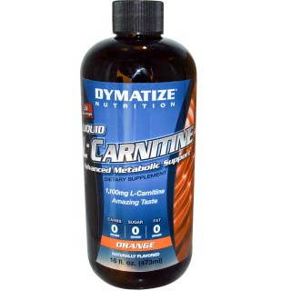 Dymatize L-Carnitine liquid 473 ml orange