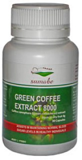 Green Coffee Extract 8000