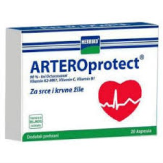 ARTEROprotect® 20 caps.