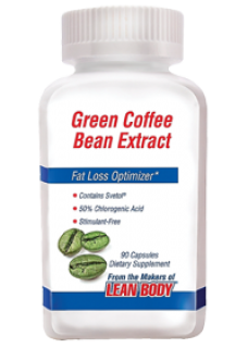 Labrada Green Coffee Bean Extract 90 caps.
