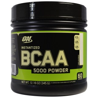 Optimum Nutrition BCAA 5000 prah