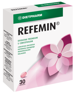 Refemin 30 caps. Dietpharm