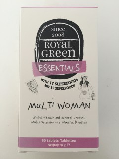 Royal Green Essentials Multi Woman