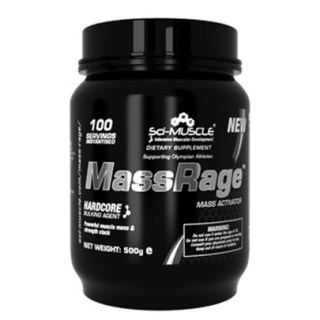 sci-muscle-massrage500g