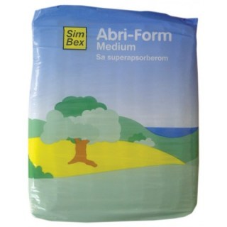 Abri-Form pelene medium