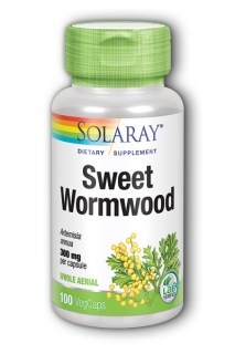 Solaray Sweet Wormwood 100 caps.