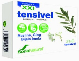 Soria Natural Tensivel XXL 30 caps.