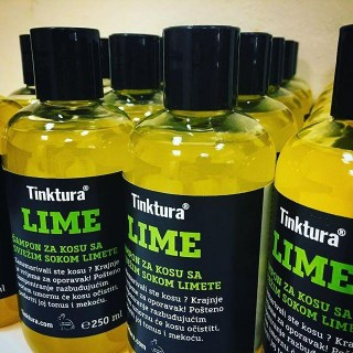 Tinktura® šampon Lime 200 ml
