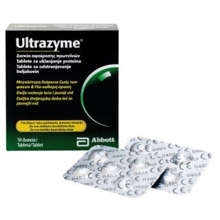 Ultrazyme tablete za deproteinizaciju